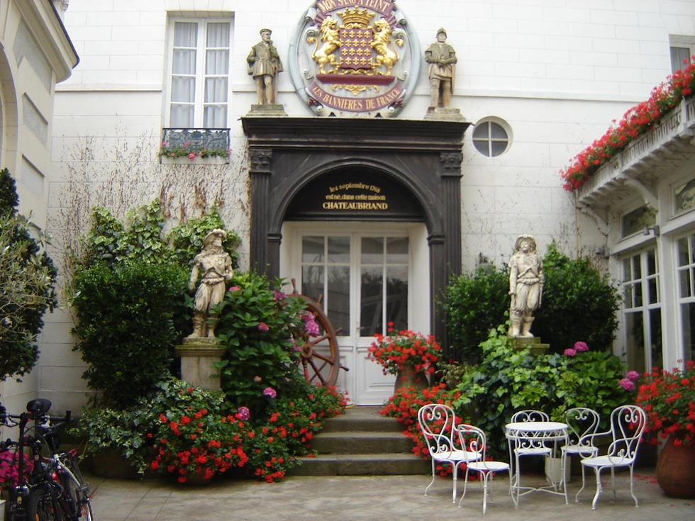 Chateaubriand house